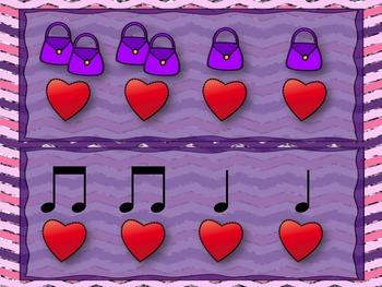 Lucy Locket - Rhythm Practice