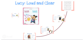 Lucy Loud and Clear - Story Vocab and Activities