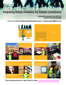 Lucy Practices a Lockdown: Preparing Young Students for School Lockdowns PREVIEW