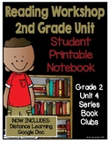 Lucy Reading Workshop - 2nd Grade Notebook - Unit 4