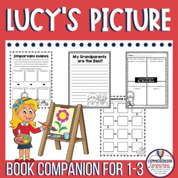 Lucy's Picture Guided Reading Unit