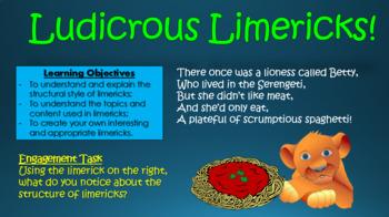 Ludicrous Limericks!