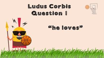 Ludus Corbis! Latin Trash-ket-ball