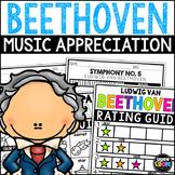 Ludwig Van Beethoven Composer Activities, December, Classical Music