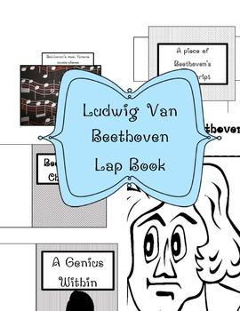 Ludwig Van Beethoven Lap Book