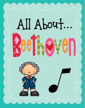 Ludwig Van Beethoven Packet