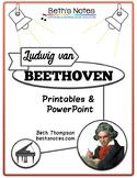 Ludwig van BEETHOVEN: Handouts & Assessment