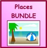 Lugares (Places in Portuguese) Bundle