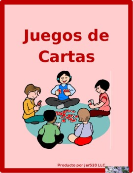 Lugares (Places in Spanish) Concentration games