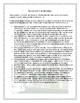 """Spanish Proununciation Activity: """"Lugares de los Santos"""""""