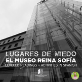 Lugares de miedo: Museo Reina Sofía sub plans