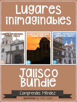 Lugares inimaginables: Jalisco Bundle