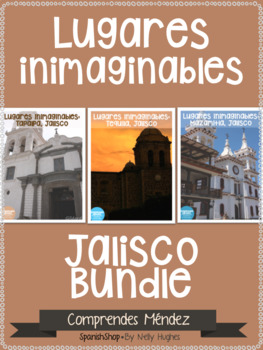 Lugares inimaginables: Jalisco Bundle
