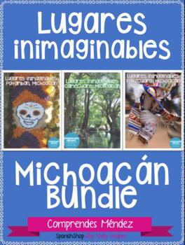 Lugares inimaginables: Michoacán Bundle