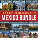 Lugares inimaginables bundle: MÉXICO