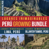 Lugares inimaginables bundle: PERÚ