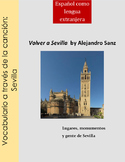 Lugares y Monumentos de Sevilla Vocabulary