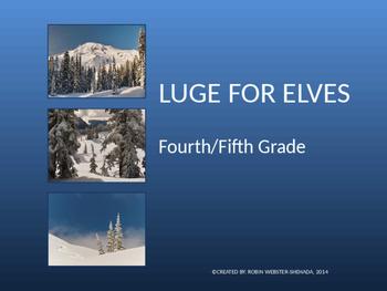 Luge for Elves