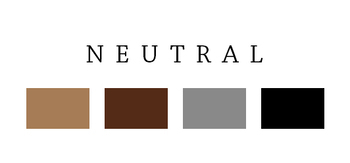 Luggage Tag Name Tag - Neutral Colors