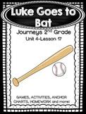 Luke Goes to Bat Journeys 2nd Grade (Unit 4 Lesson 17)