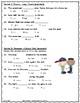 Luke Goes to Bat ~ Language Arts Test ~ 2nd Grade ~ HMH Journeys