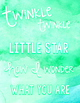 Lullaby Posters