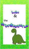 Lulu and the Brontosaurus Book Unit
