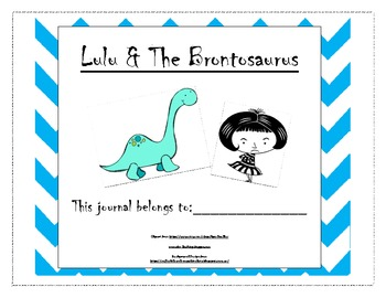 Lulu and the Brontosaurus Journal