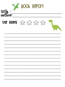 Lulu and the Brontosaurus Student Study Guide