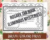 Luminous Mysteries Tab Book