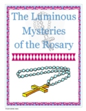 Luminous Mysteries of the Rosary Packet