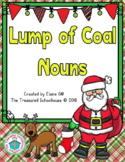 Lump of Coal Nouns Game