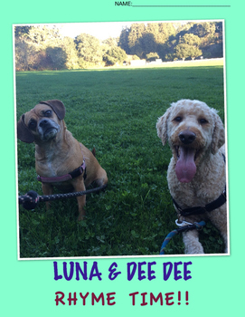 Luna & Dee Dee RHYME Time!