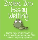 Compare and Contrast Essay Lesson Prompt with Chinese Zodiac