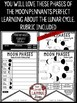 Lunar Cycle -Moon Phases Activity  • Teach- Go Pennants™