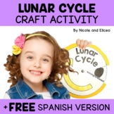 Moon Phases and Lunar Cycle Craft Activity