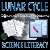 Lunar Cycle - Science Literacy Article