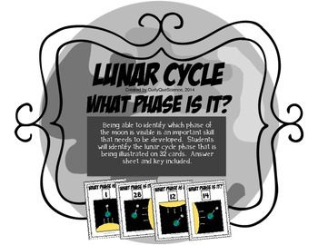 Lunar Cycle What Phase Is It?