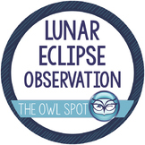 Lunar Eclipse Observation Sheet
