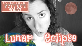 Lunar Eclipse Rap with Music, Lyrics and Animated Video