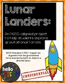 Lunar Landers: An NGSS-Aligned Engineering Project