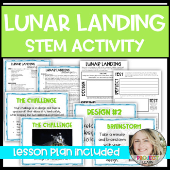 Lunar Landing STEM