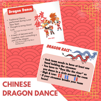 Lunar New Years Lesson & Activities