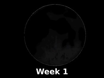 Lunar Phases, Animated
