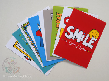 Lunch Box Notes | Apology Quotes | Printable Mini Cards | Back to School