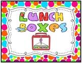 Lunch Box Sign FREEBIE