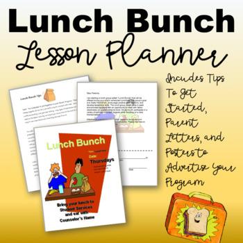 Lunch Bunch Planner