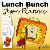 Lunch Bunch Planner
