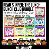 Lunch Bunch Club Read and Infer BUNDLE