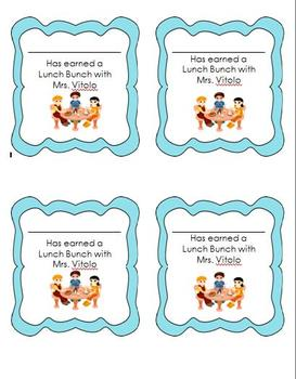 Lunch Bunch Coupons